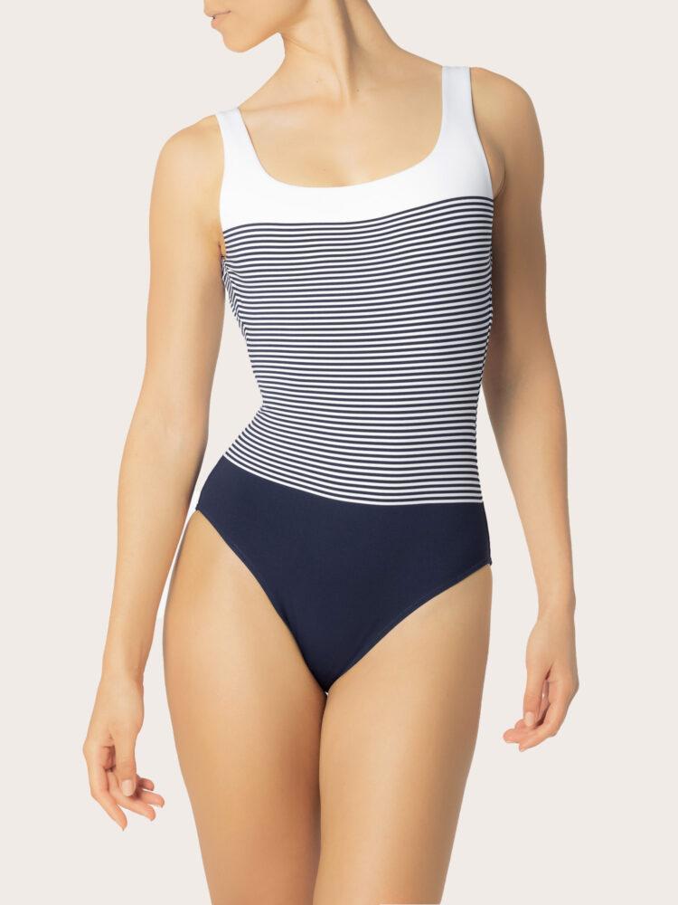 Iodus navy blue Lezaka swimmer
